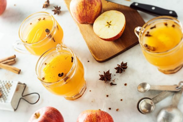 Warm Mulled Cider Recipe