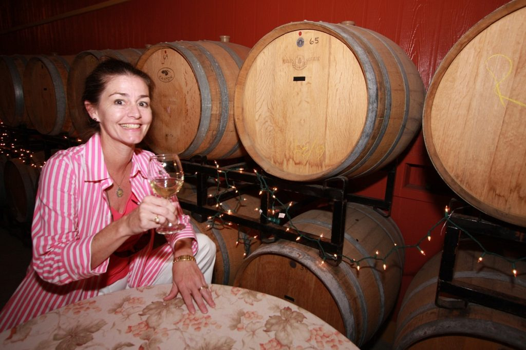 Silvercoast Winery NC