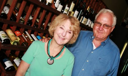 Chuck and Linda Spittel: Leland's Friendly Wine Merchants