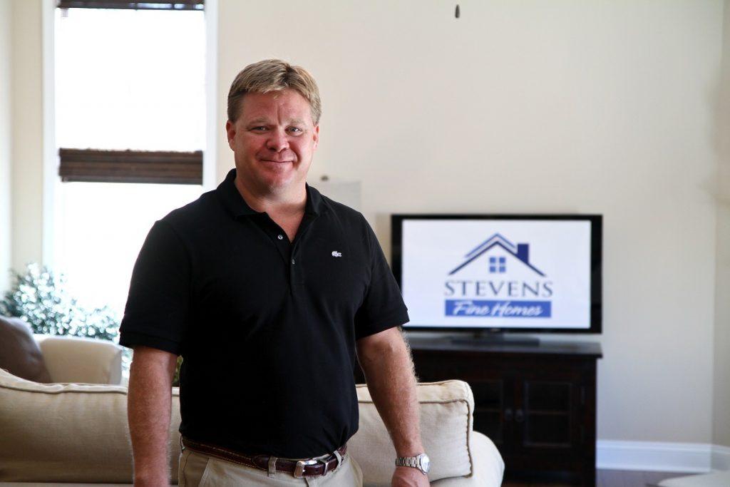 Craig Stevens of Stevens Fine Homes