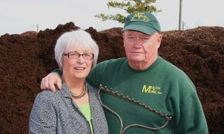 George and Laura Patterson of Mulch & More: Landscaping, Laughs and So Much More