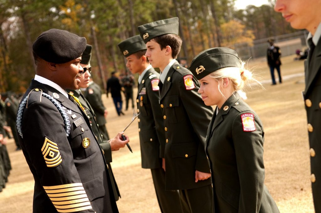 JROTC at North Brunswick High School | Leland, NC
