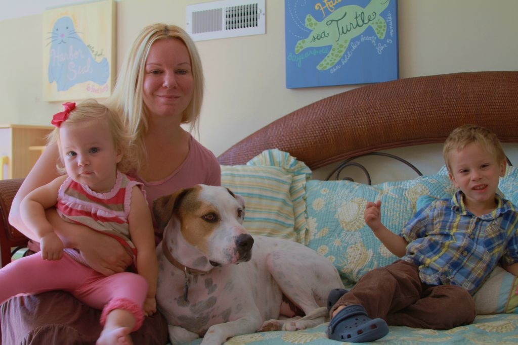Kristen Streeper on motherhood