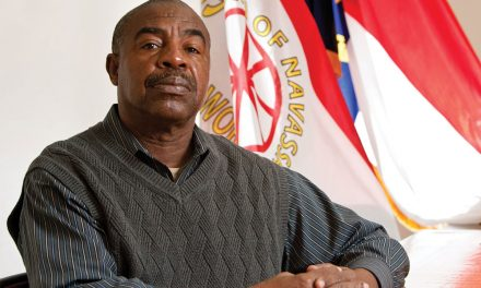 Eulis A. Willis, Mayor of Navassa, Working for the People