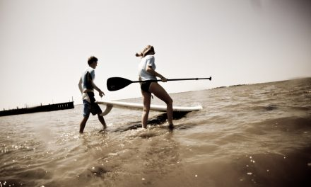 What's SUP? : Coastal Carolina's Favorite New Watersport