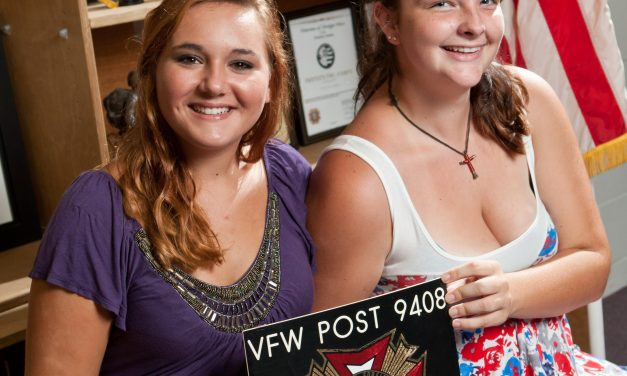 Teens Taking Charge: The Young Leaders of Leland VFW's Ladies Auxiliary