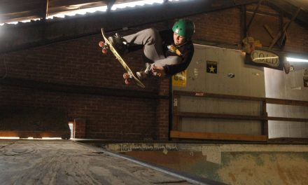 Creative Control: Jimmy Ellington's Vision for The Skate Barn