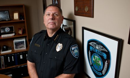 Community Cop: Leland Police Chief Tim Jayne's