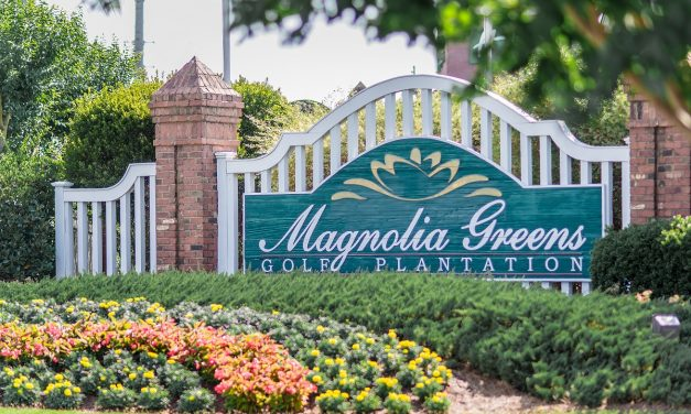 The Changing Face of Magnolia Greens