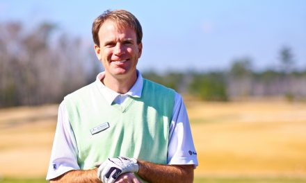 Talking Shop with Golf Pro Ron Thomason