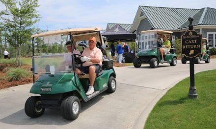 Leland Area Rotary Club Hosts LA Classic Charity GolfTournament 2016
