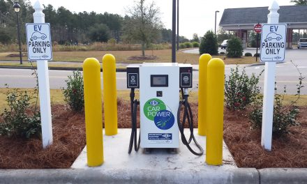 BEMC unveils electric charging stations in Brunswick County