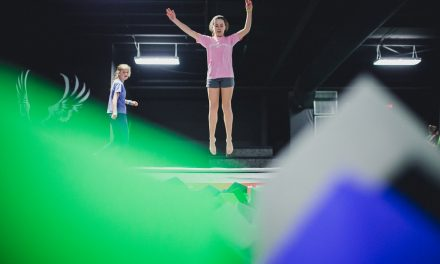 DefyGravity Isn't Just for the Kids