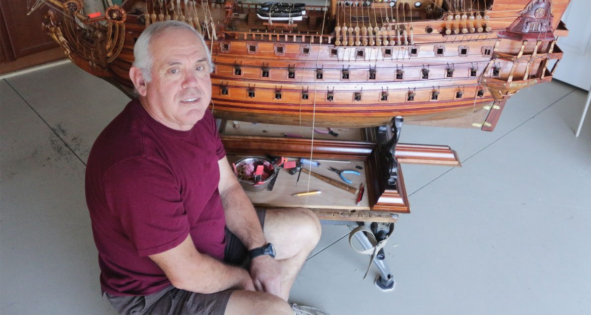 The Artistic Years Creating Wooden Ships Life In Brunswick County