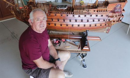 The Artistic Years: Creating Wooden Ships
