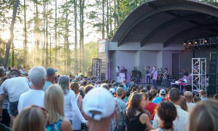 Live Music Awakening: Greenfield Lake Amphitheater