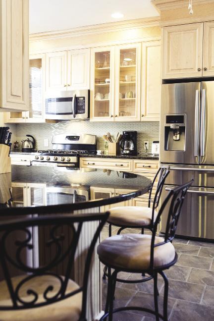 Back Door Kitchen Tour Wilmington - Beck House