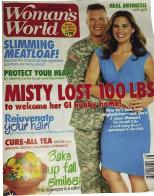 Misty Shaffer loses 100 pounds