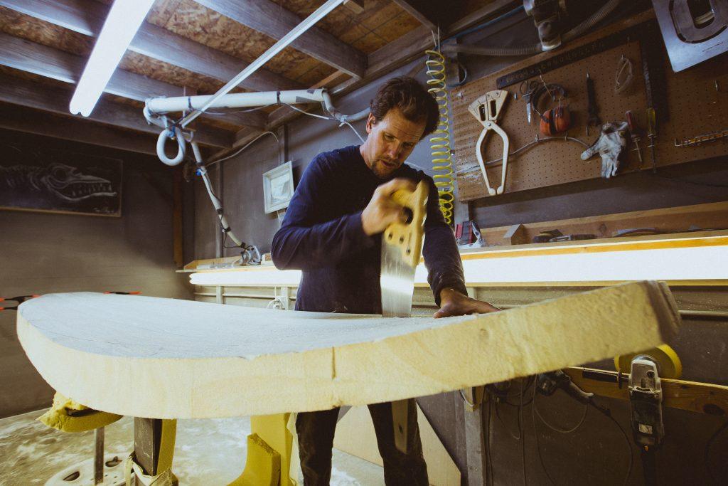 Ian Balding Surfboards