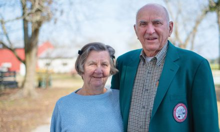 Funston Farms Earns NC Farmer of the Year