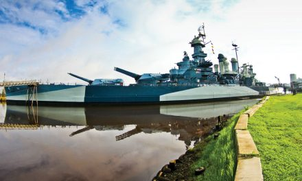 How to Preserve the USS North Carolina Battleship