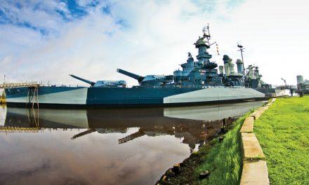 How to Preserve the USS North Carolina Battleship