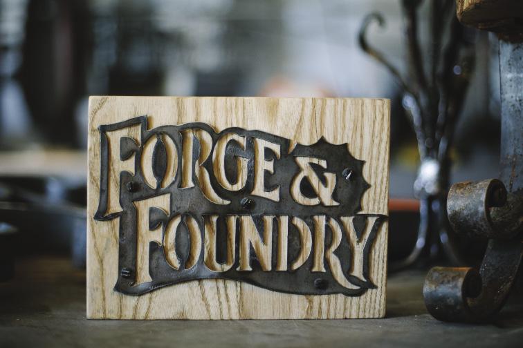 Jeff Bridgers Forge & Foundry