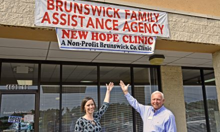 New Hope Clinic & Brunswick Family Assistance Team Up