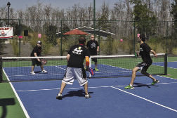 Dinking for Pink Pickleball Tournament