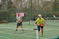 Dinking for Pink Pickleball Tournament Leland
