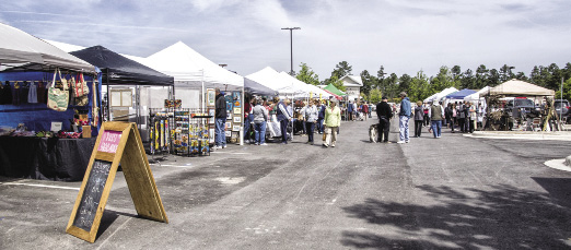 The Villages Fall Market 2016