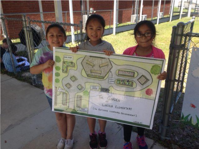 Lincoln Elementary School Garden