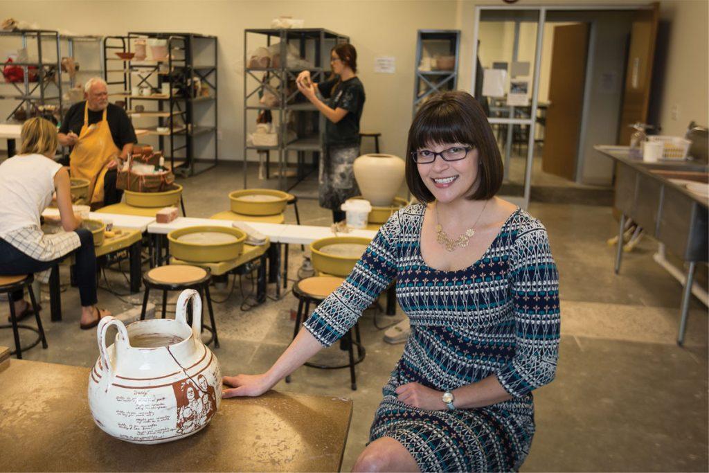 Julianne Scott Leland Cultural Arts Center
