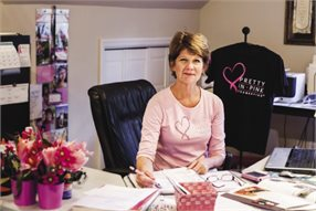 Pretty in Pink: Support for Breast Cancer Champions