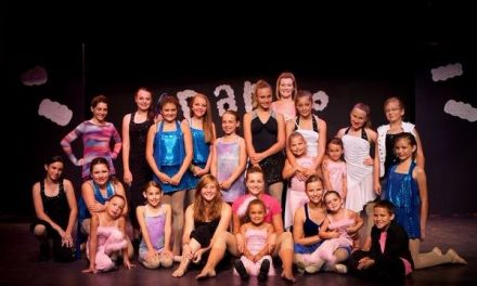Dancing for life with Darcy Deal