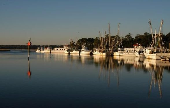 The Charm and Character of Calabash: A photo essay of the boats, water and shops in downtown Calabash