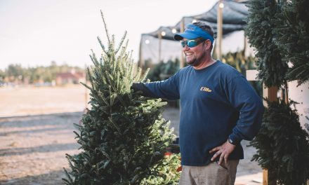 Christmas Trees in Leland: Patrick Tucker from Mahogany Rock Tree Farm