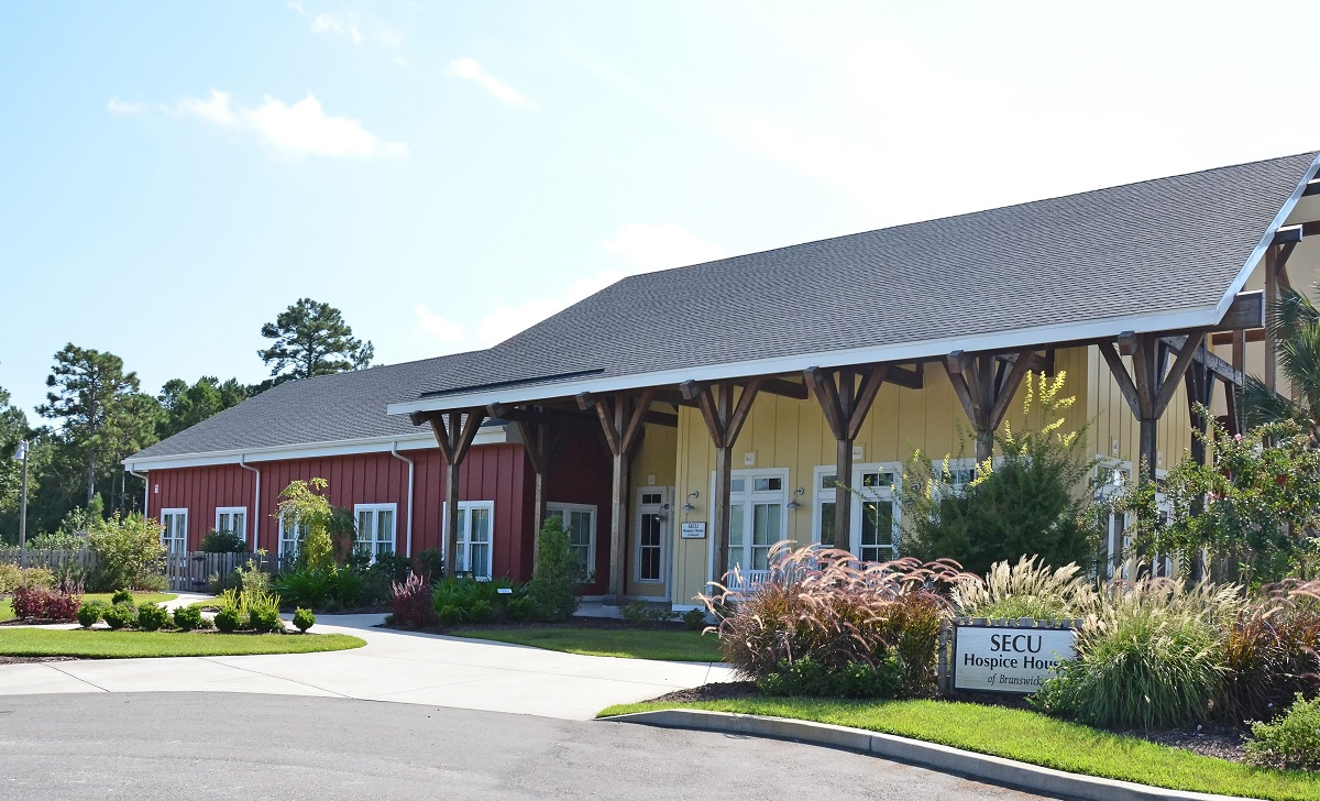 Lower Cape Fear Hospice Building