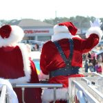Where to See Santa in Leland (2016)