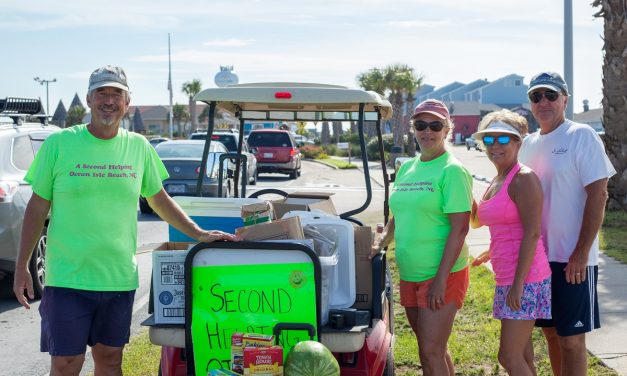 Nonprofit A Second Helping Feeds Ocean Isle Beach