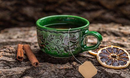 Hot Bourbon Tea