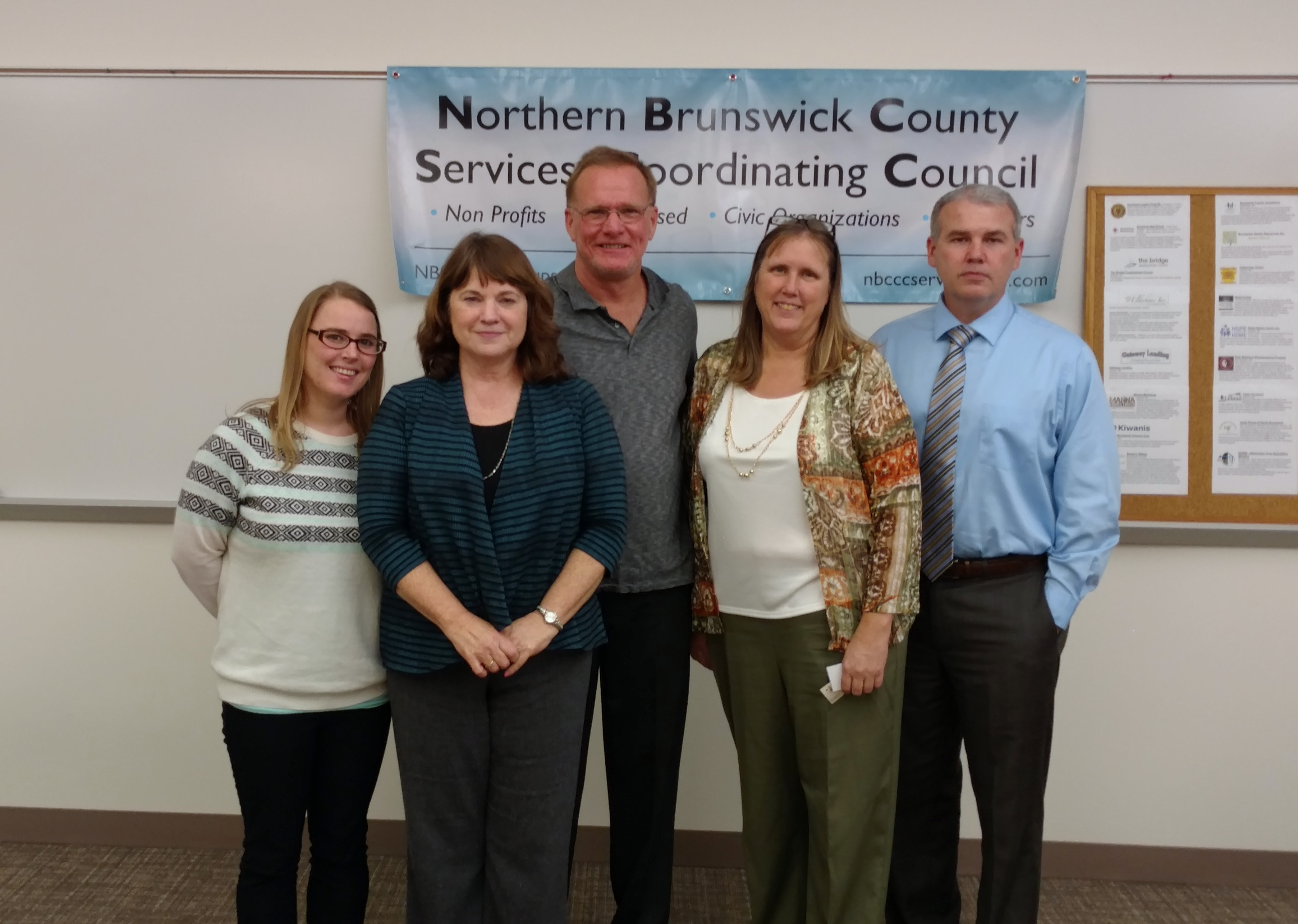 Northern Brunswick County Services Coordinating Council Board
