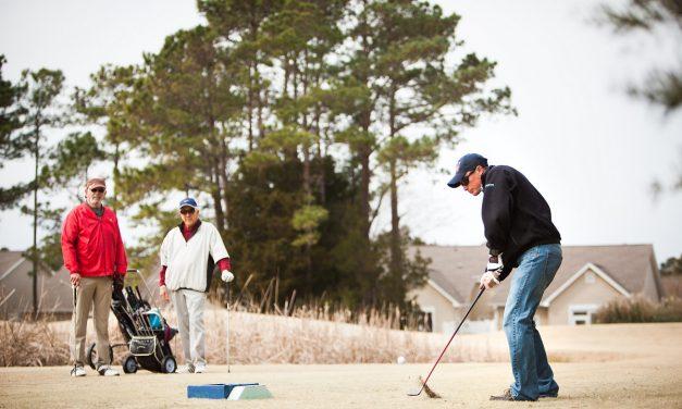 Oak Island Par Three Golf Course