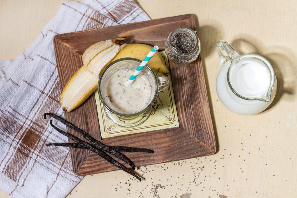 Rum Banana Smoothie