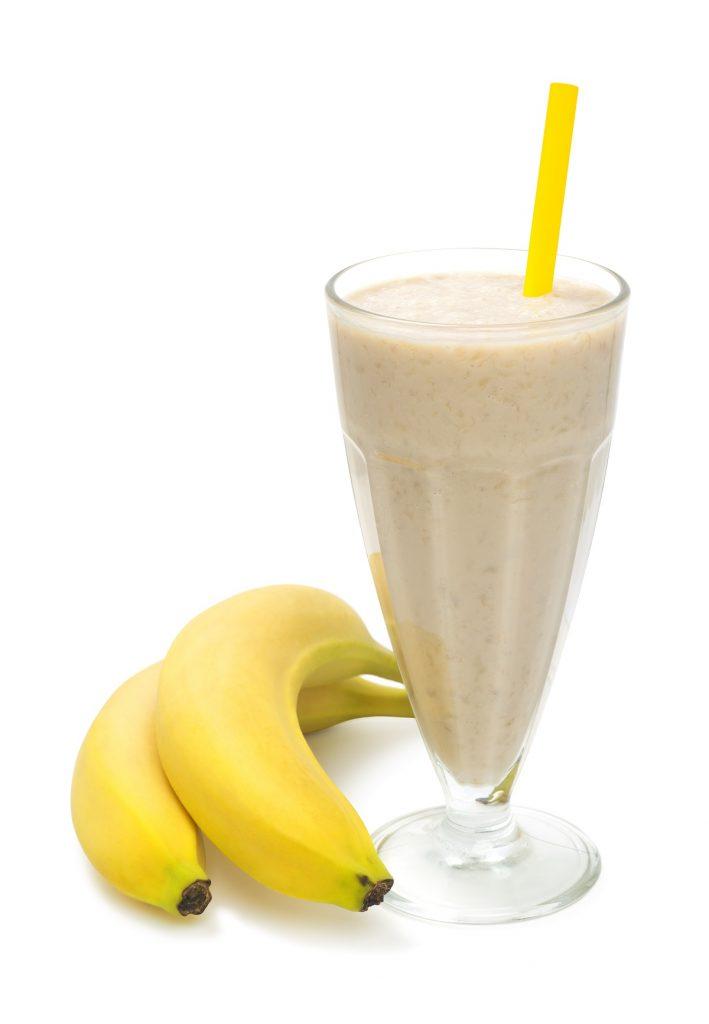 Rum Banana Smoothie recipe