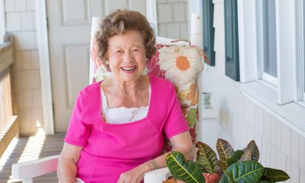 Virginia Williamson (93) Remembers Ocean Isle Beach