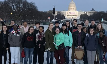Brunswick County Students Broaden Experience at the Inauguration