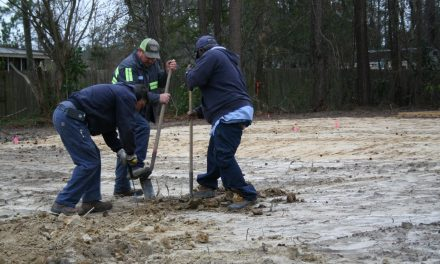 Navassa and H2GO Work Together for Habitat