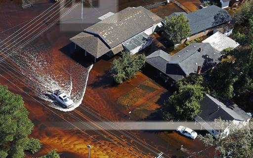 Hurricane Matthew Recovery Efforts
