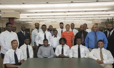 Boys to Men Mentoring Program Uses Community Strength